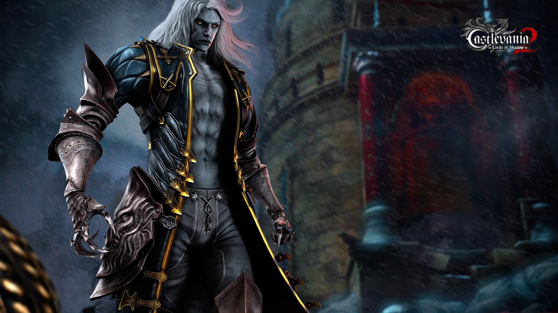 Res: 1920x1080, Castlevania Lords of Shadows 2 Wallpaper 9
