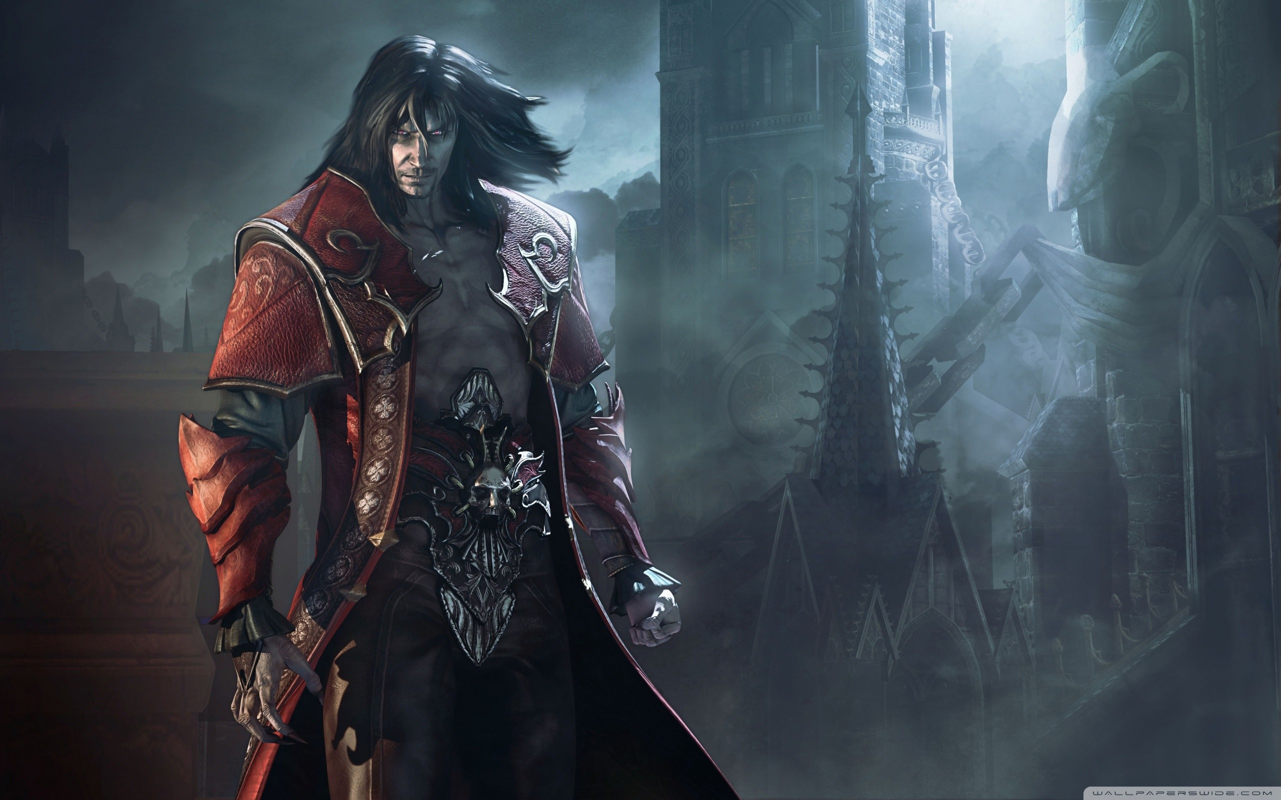 Res: 2560x1600, Castlevania: Lords Of Shadow HD Wallpapers
