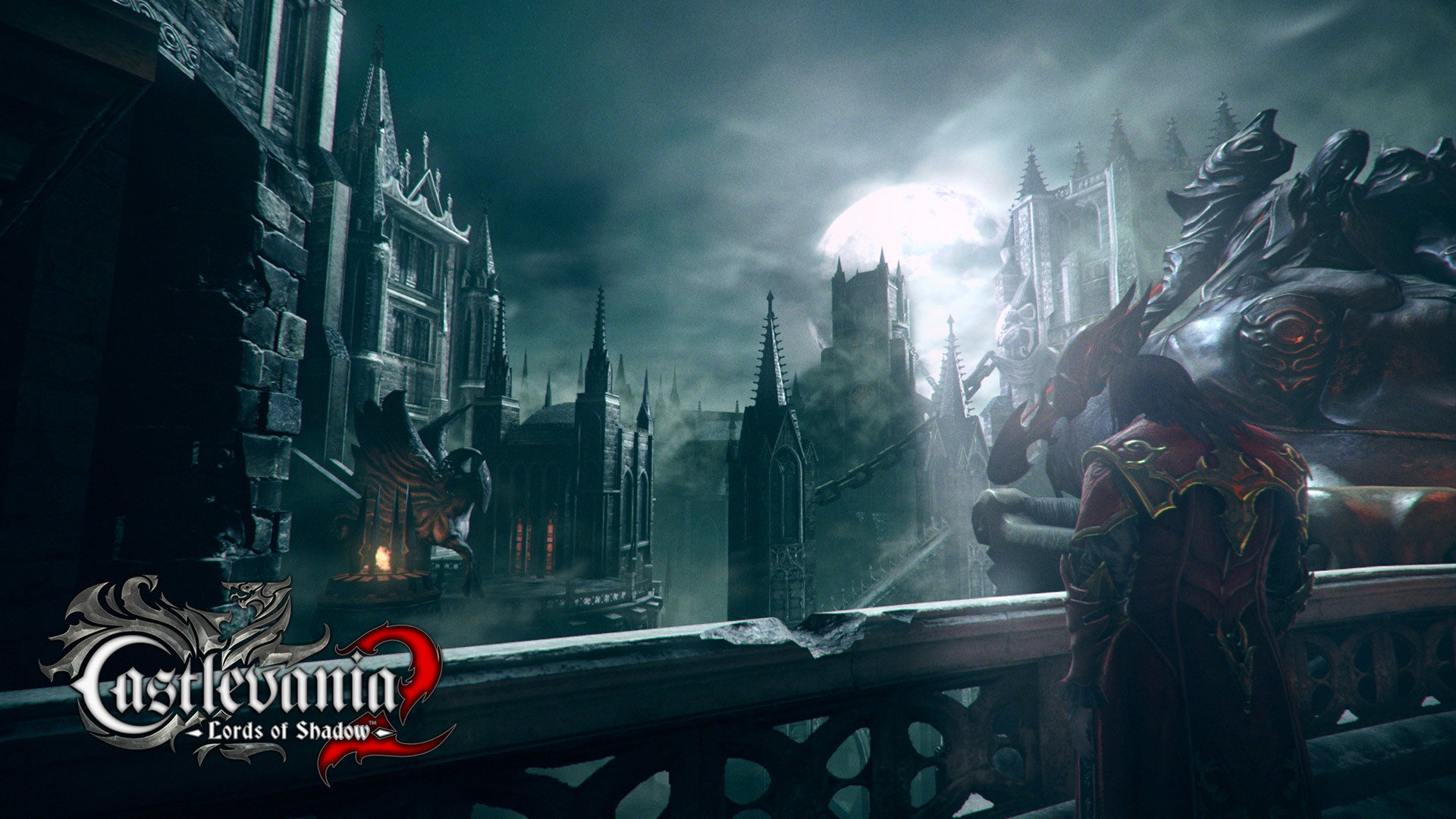 Res: 1920x1080, Castlevania Lords of Shadows 2 Wallpaper 4