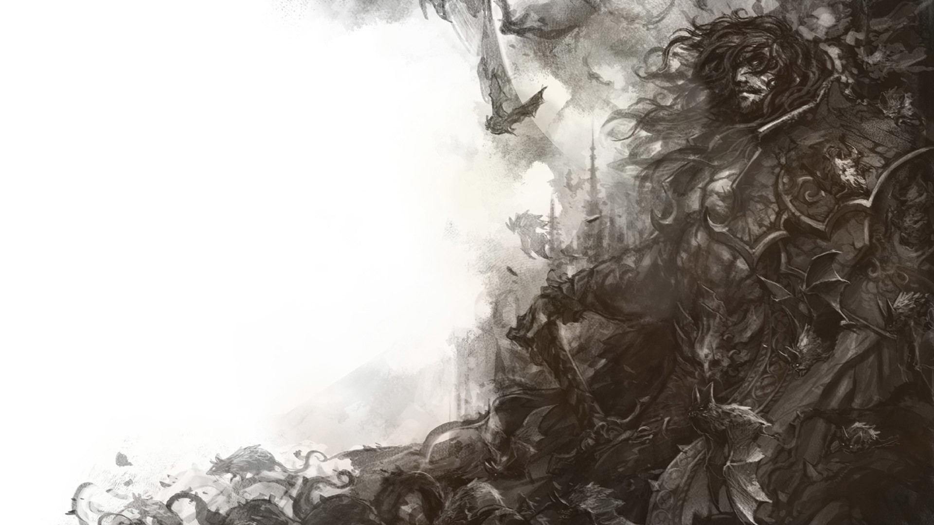 Res: 1920x1080, Castlevania Lords of Shadows 2 Wallpaper 7