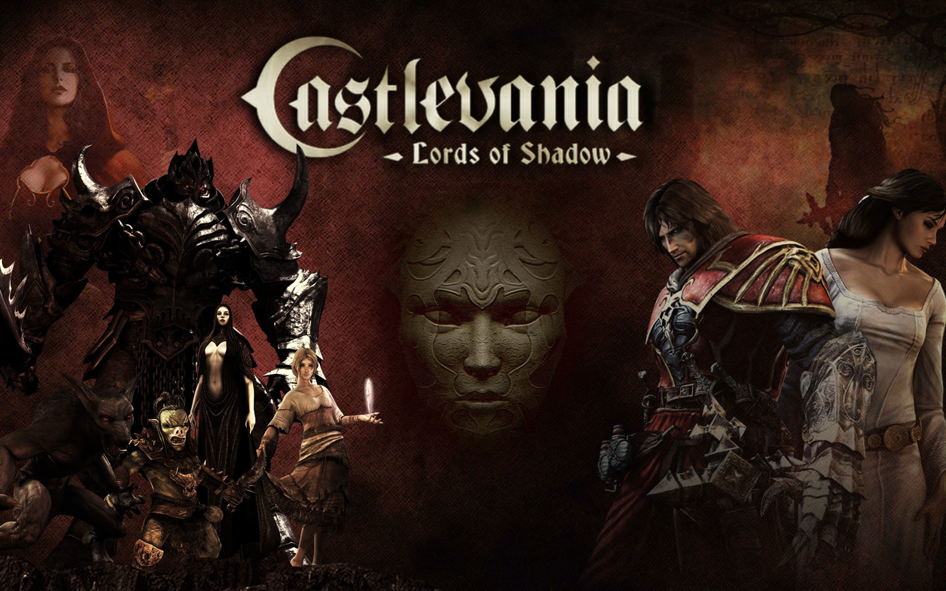 Res: 1920x1200, Castlevania Lords HD Wallpaper Wide