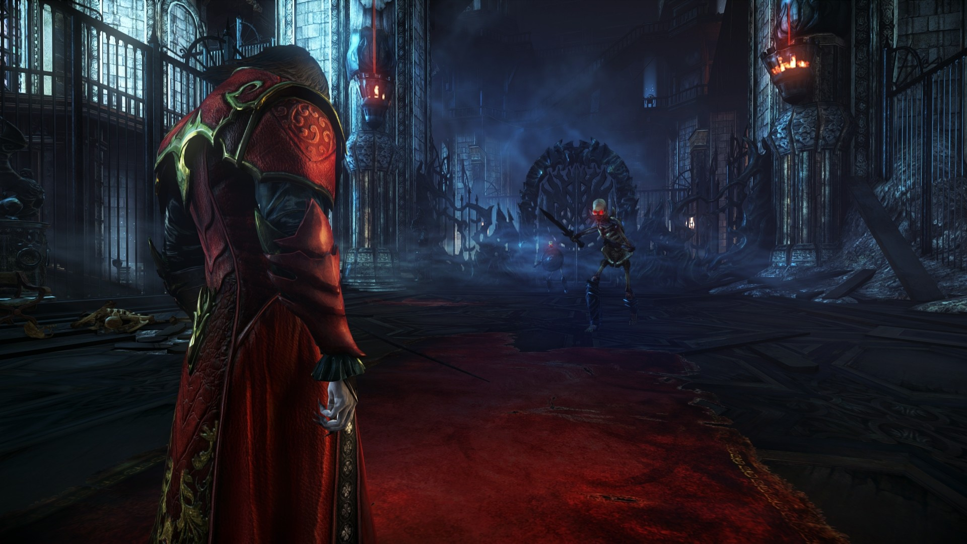 Res: 1920x1080, Castlevania: Lords Of Shadow 2 HD Wallpaper HD 32 - 1920 X 1080
