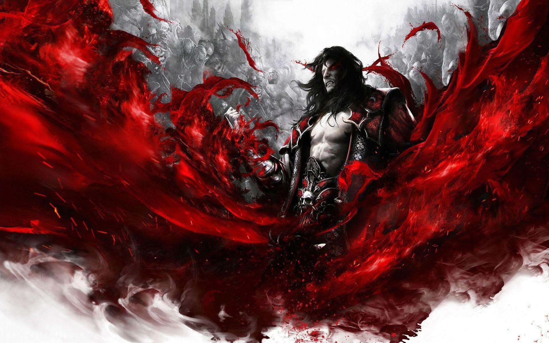 Res: 1920x1200, castlevania, Fantasy, Dark, Vampire, Dracula, Adventure, Action, Platform,  Warrior Wallpapers HD / Desktop and Mobile Backgrounds