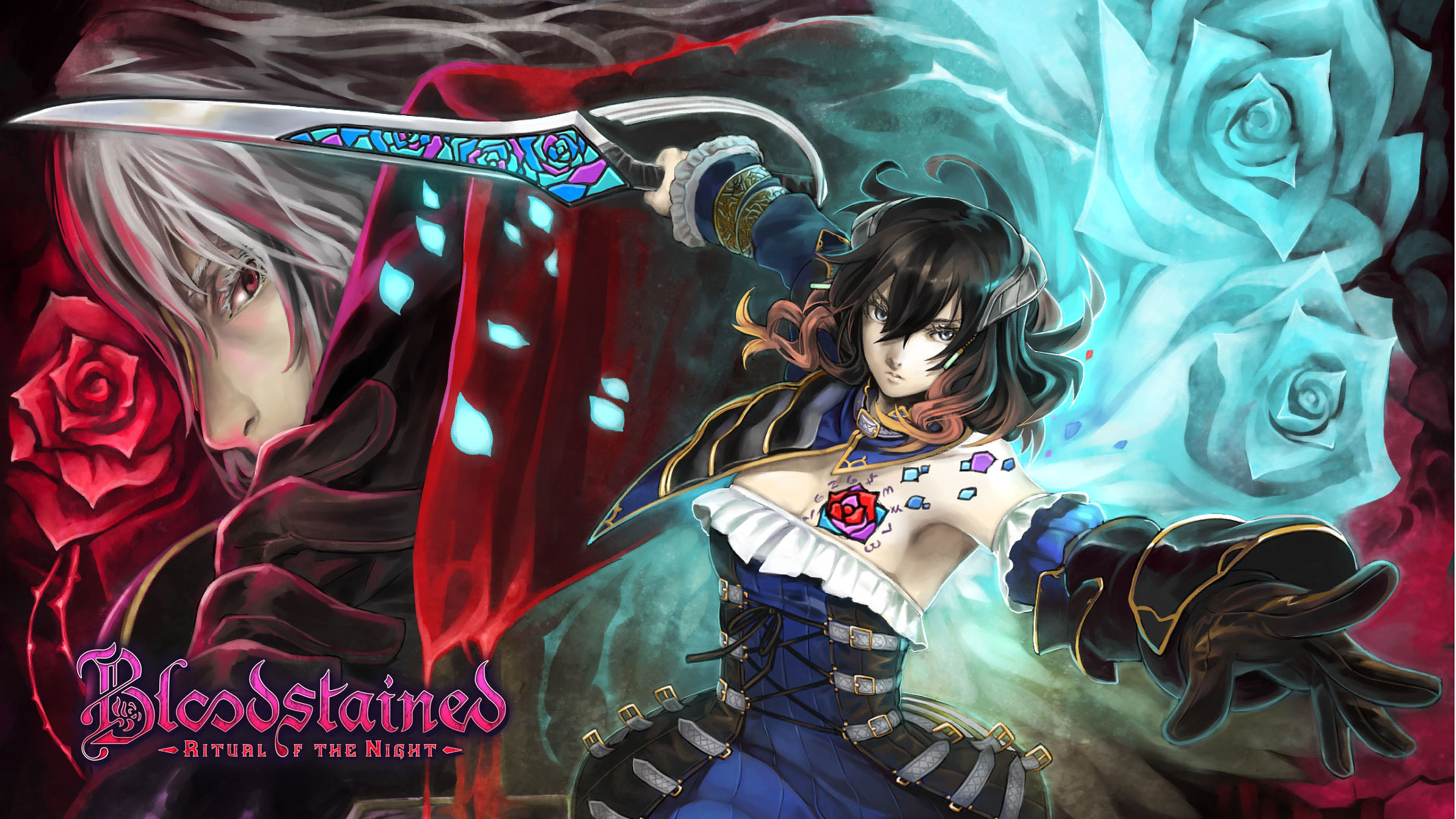 Res: 3840x2160, Bloodstained Ritual of the Night 4K Wallpaper ...
