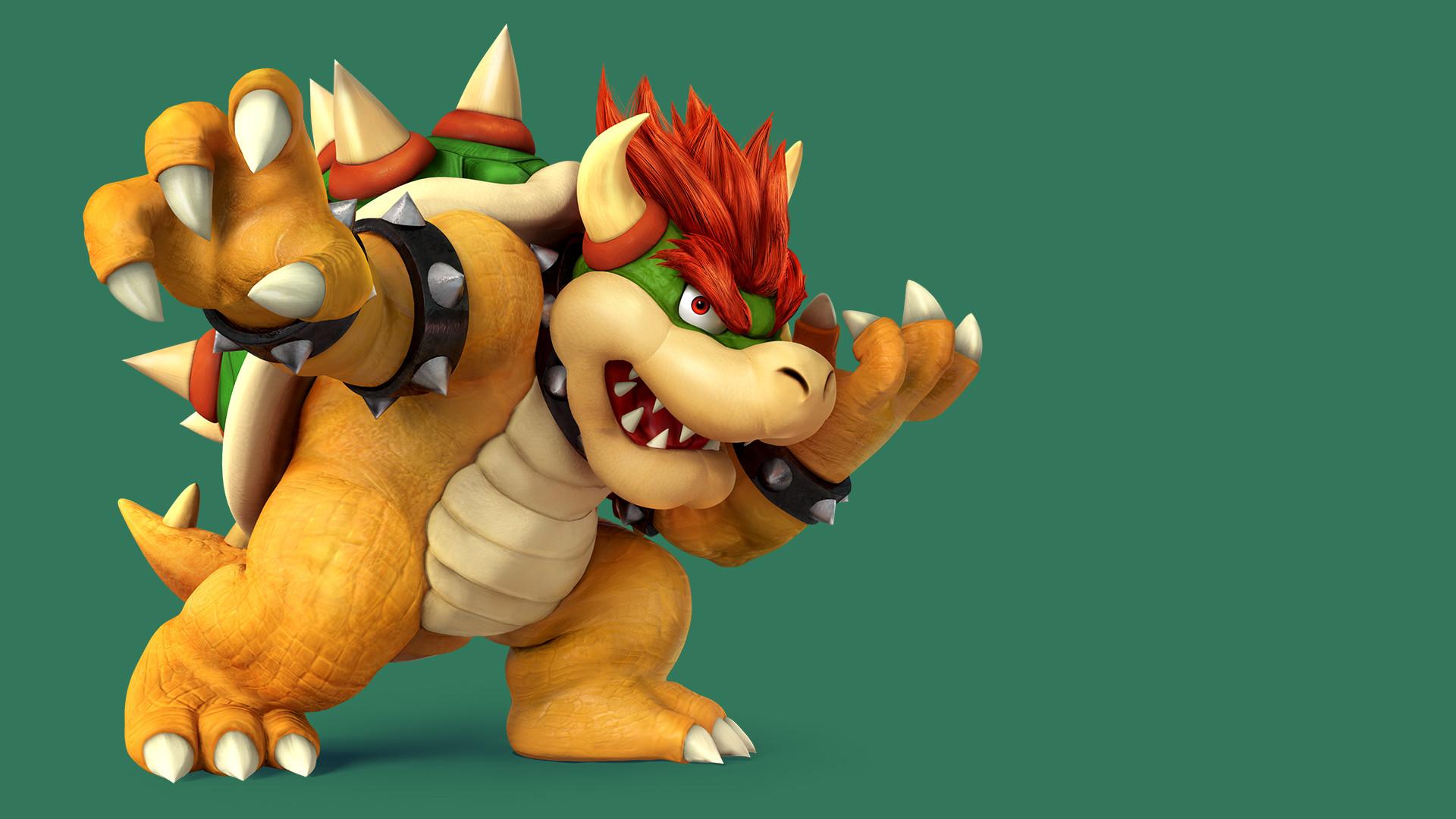 Res: 1920x1080, Smash Wallpaper - Mario Smash Wallpaper - Bowser ...