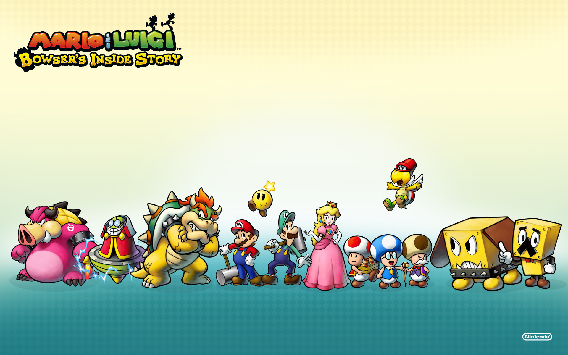 Res: 1920x1200, Bowser HD Background.