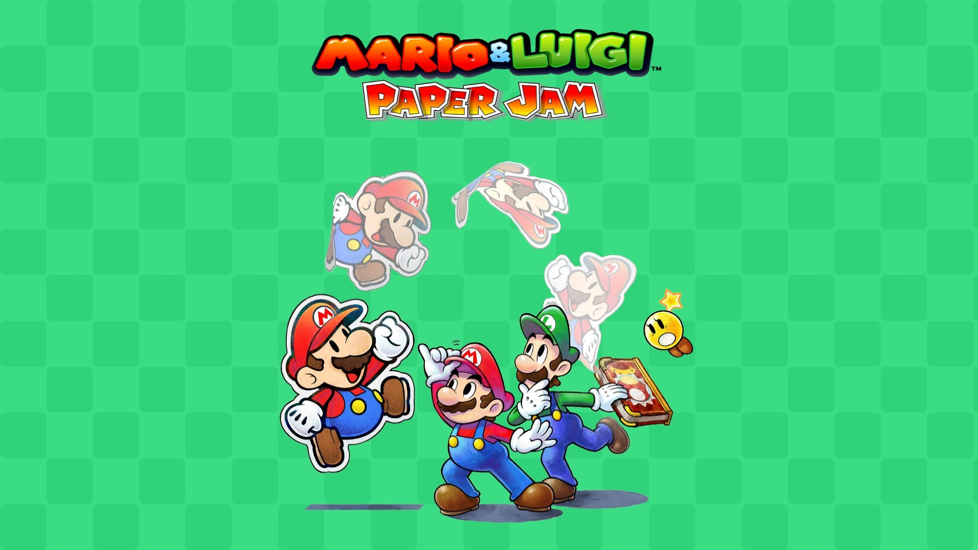Res: 1920x1080, Mario & Luigi: Bowser's Inside Story HD Wallpapers