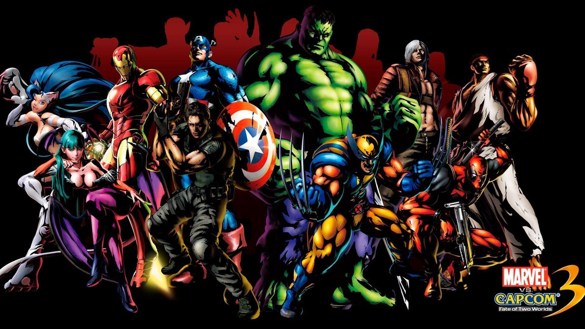 Res: 1920x1080,  Marvel Superheroes Wallpapers Wallpaper · 0 · Download · Res:   ...