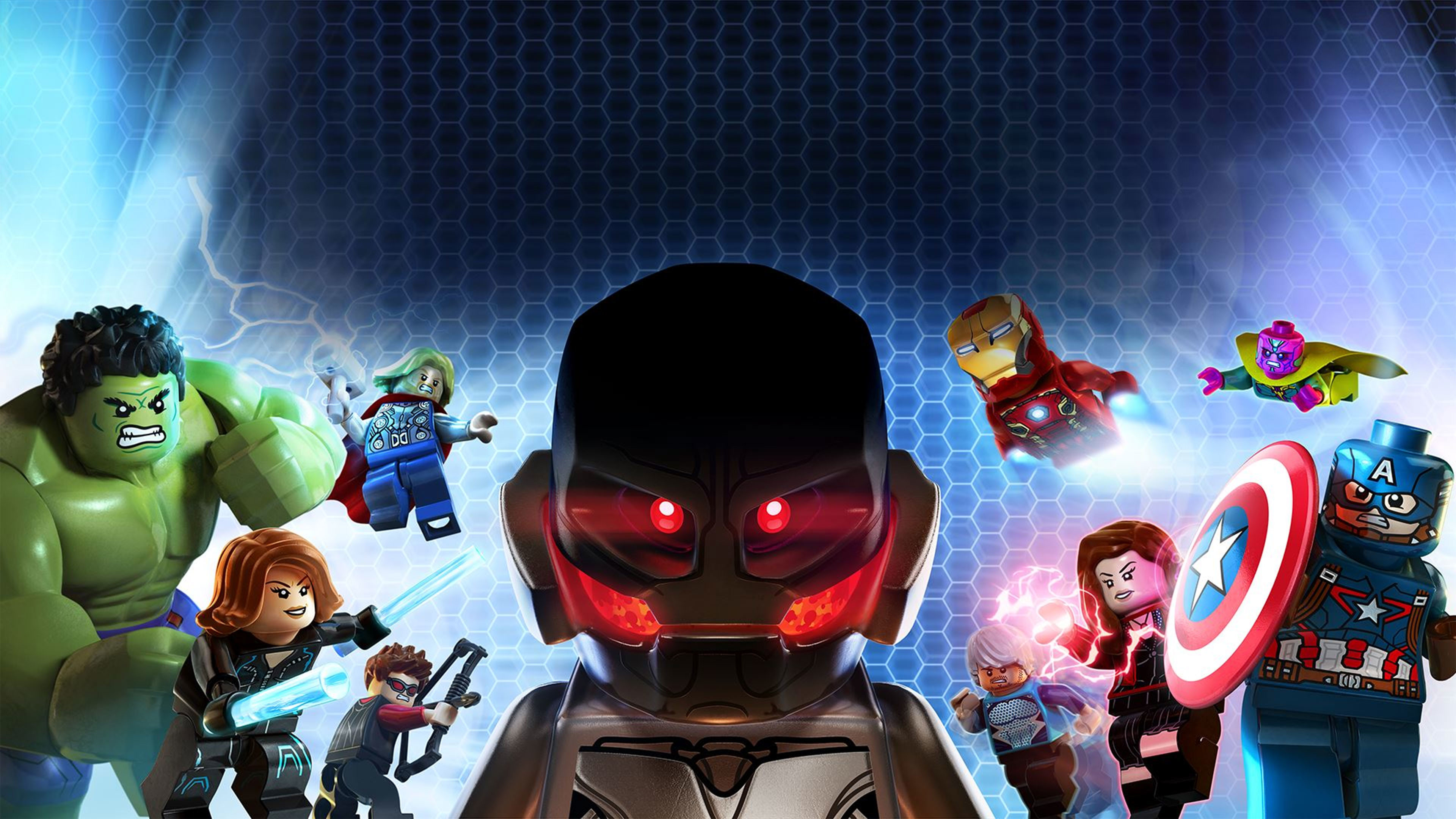 Res: 3840x2160, Lego Marvel's Avengers 4K Wallpaper ...
