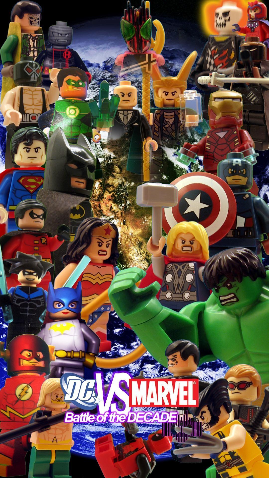 Res: 1080x1920, lego marvel wallpaper #511813