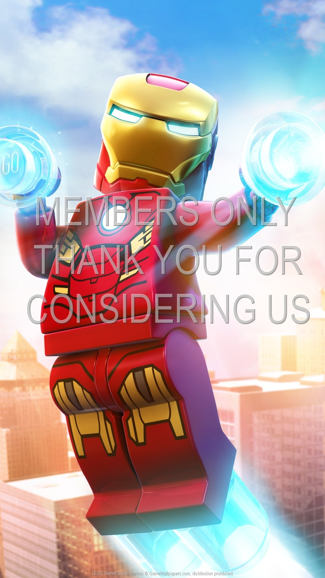 Res: 1080x1920,  LEGO Marvel Super Heroes 1920x1080 Mobile wallpaper or background  02
