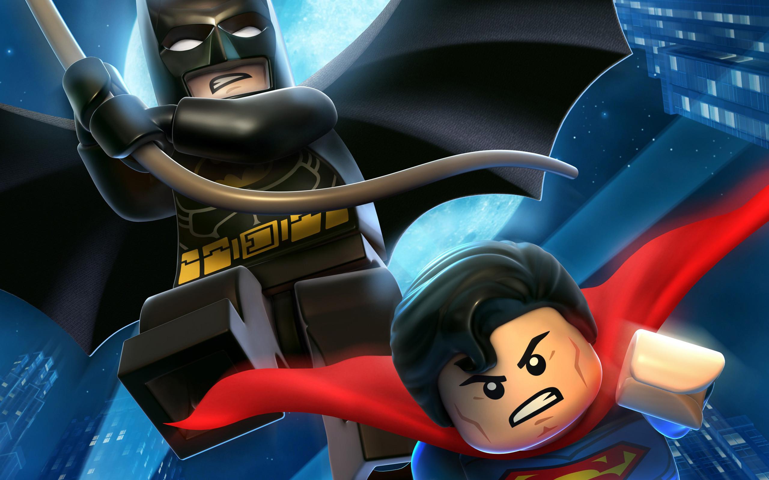 Res: 2560x1600, Lego Marvel Superheroes Wallpaper