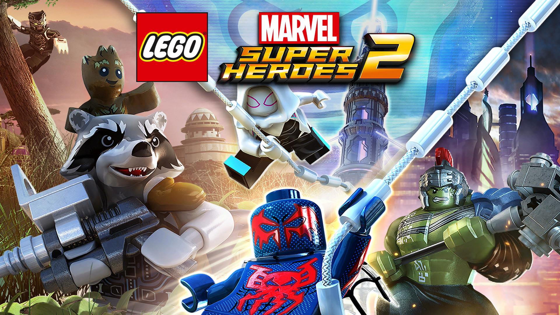 Res: 1920x1080, LEGO Marvel Super Heroes HD Wallpaper 7 - 1920 X 1080