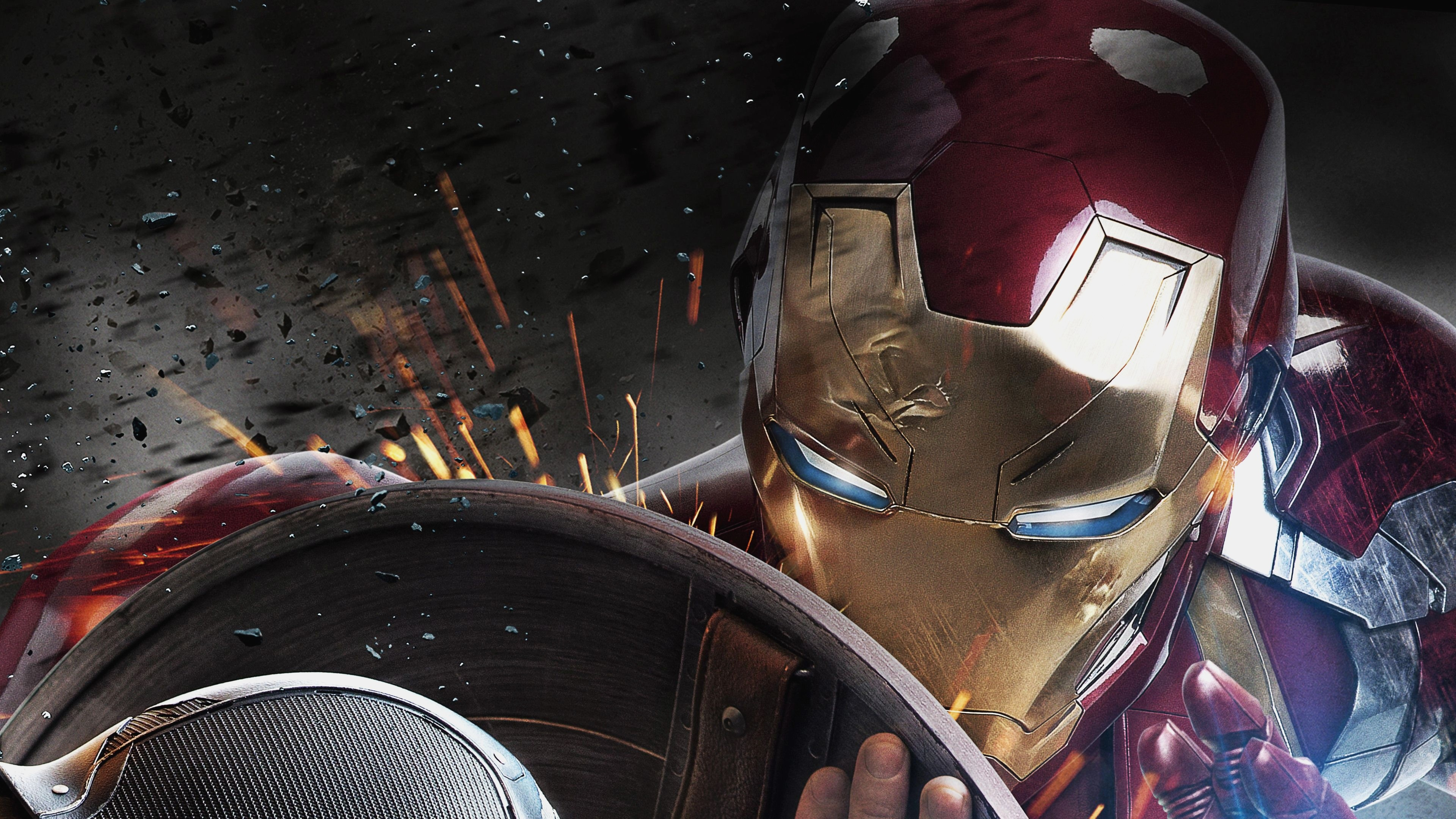 Res: 3840x2160, Iron Man 4k superheroes wallpapers iron man wallpapers hd wallpapers 8k  wallpapers 5k wallpapers