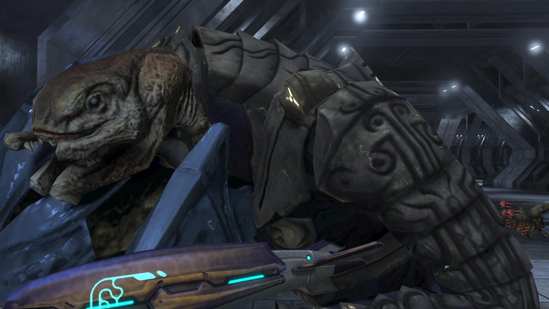 Res: 1920x1080, Halo 3 Screenshot Arbiter Thel Vadam