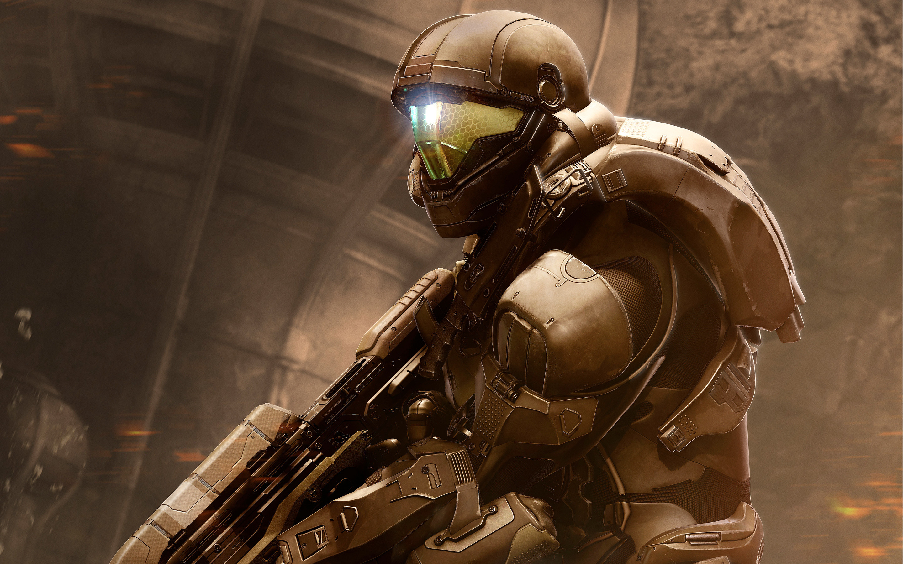 Res: 2880x1800, Halo 5 Buck Wallpapers HD ID 15000