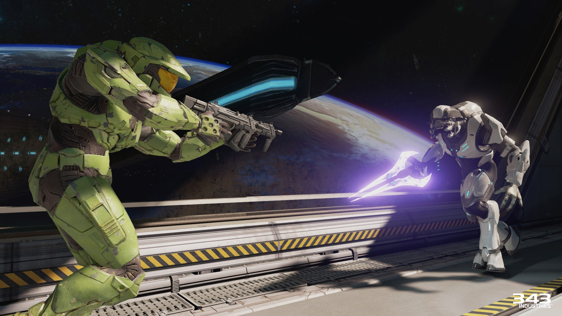 Res: 1920x1080, Halo 2 gets Anniversary treatment in Halo: The Master Chief Collection