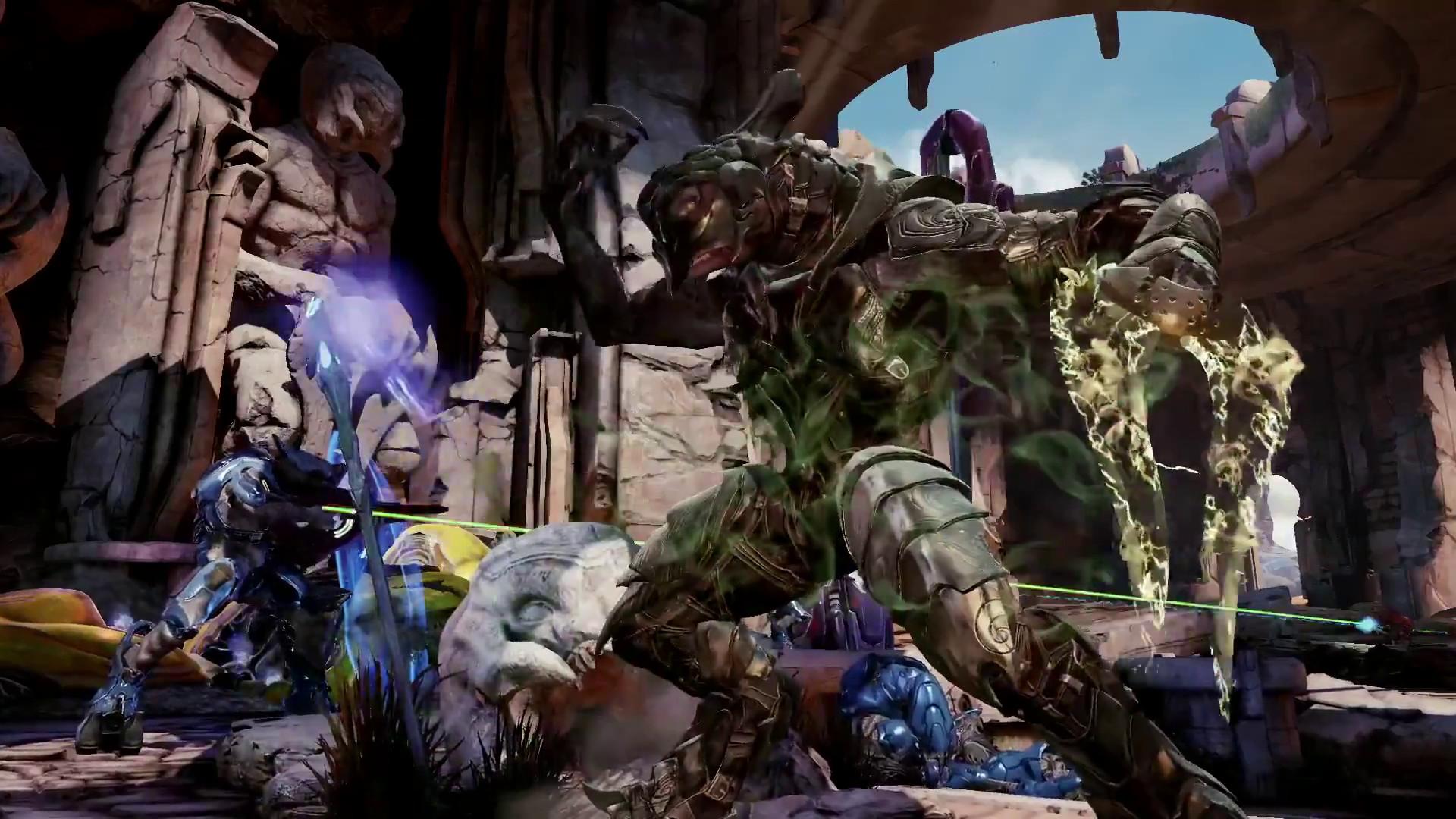 Res: 1920x1080, Killer Instinct Season 3 Halo Arbiter Announcement   The Escapist