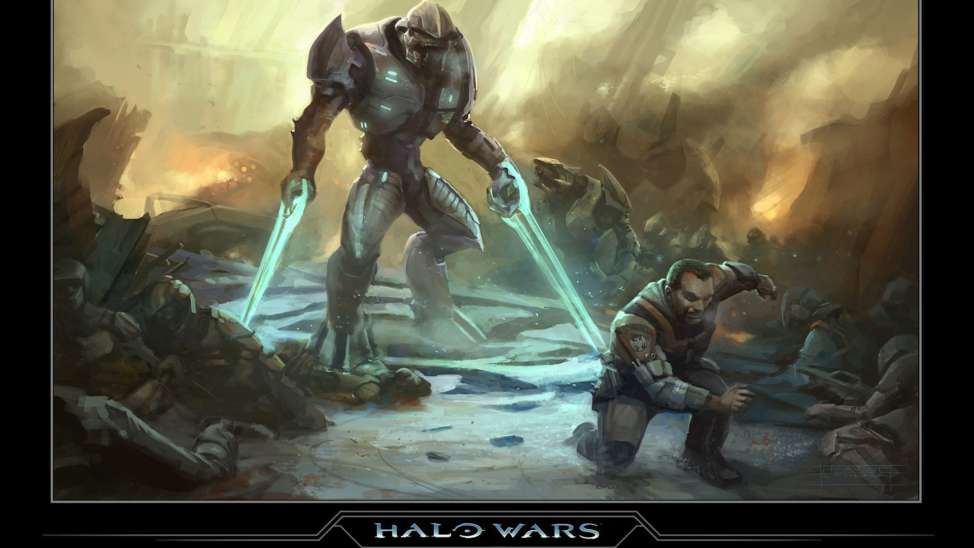 Res: 1920x1080, Wallpaper #11 Wallpaper from Halo Wars