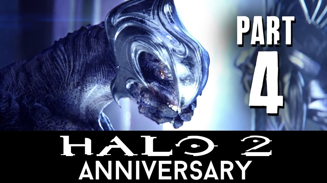 Res: 1920x1080, Halo 2 Anniversary Walkthrough Part 4 - ARBITER (Mission 6) Master Chief  Collection - 60fps - YouTube