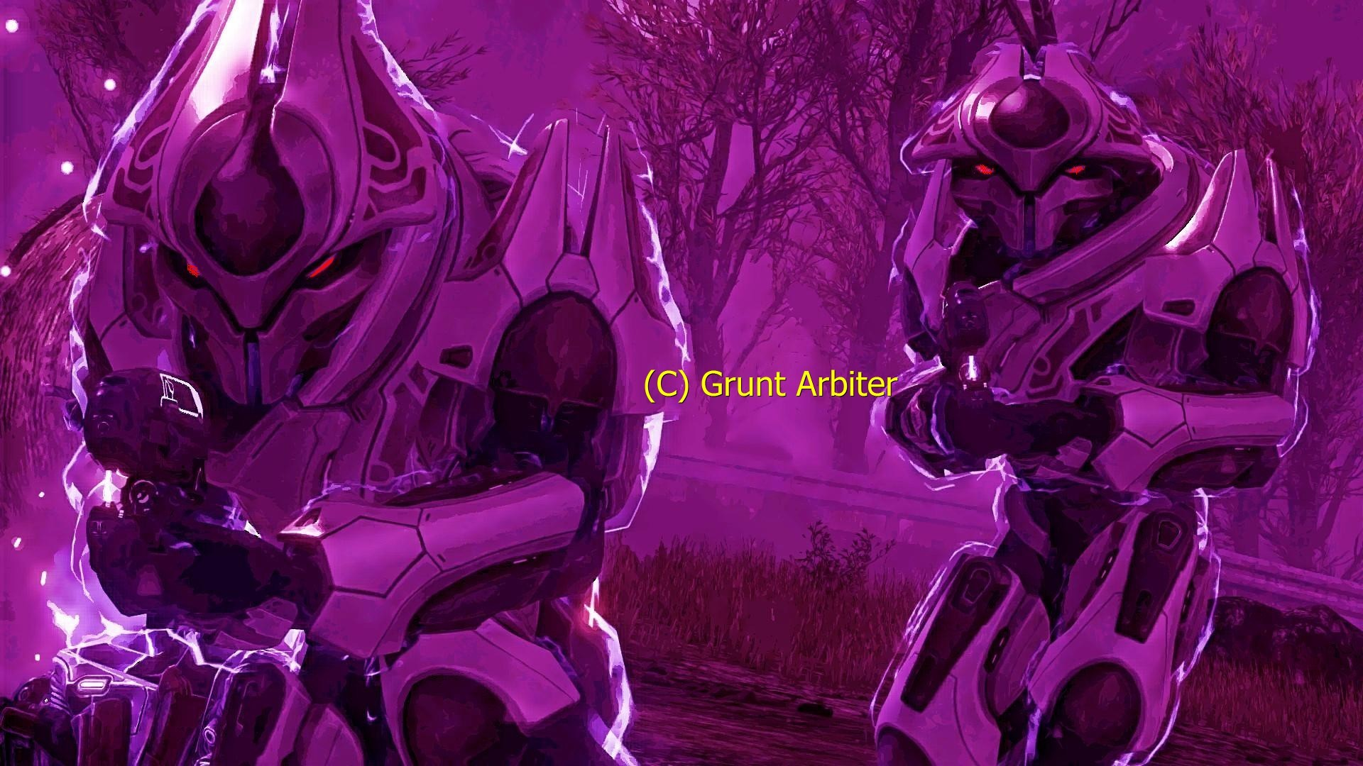 Res: 1920x1080, Halo images Halo Reach: Pink Sangheili Ultra HD wallpaper and background  photos