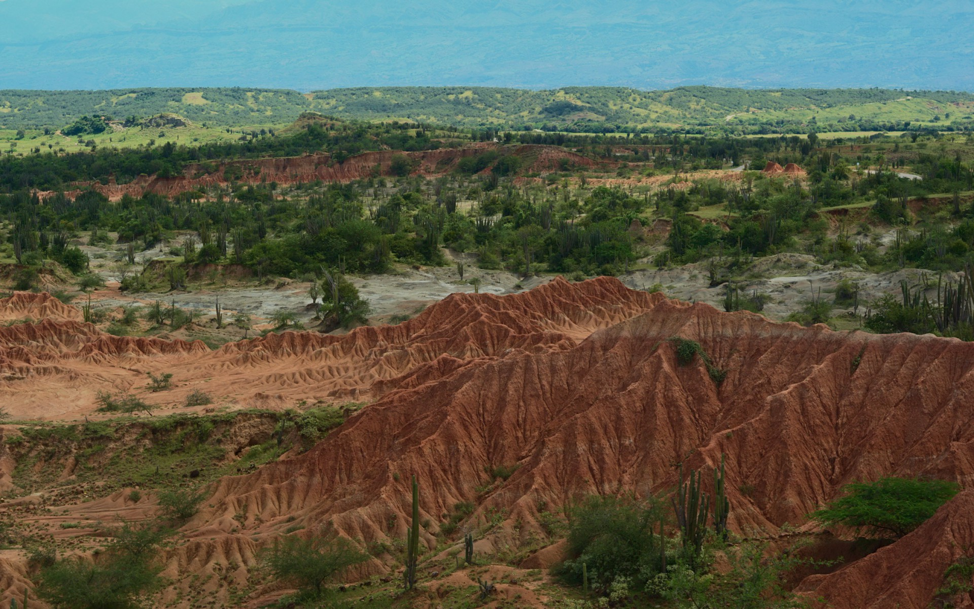 Res: 1920x1200, Image: Tatacoa Desert Colombia wallpapers and stock photos. Â«