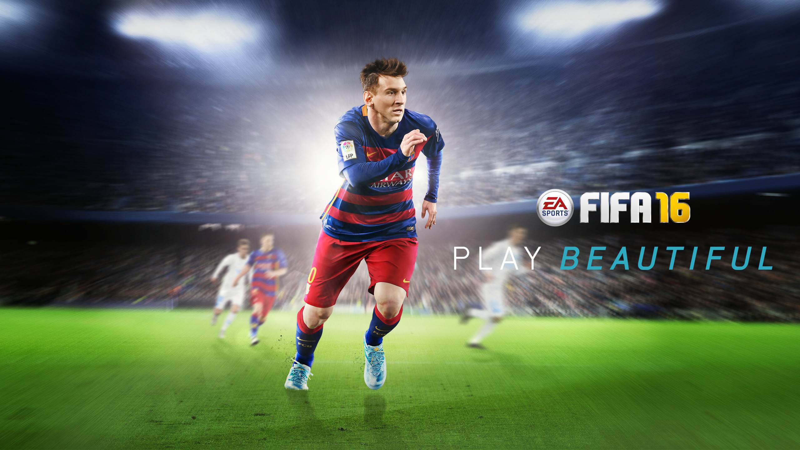 Res: 2560x1440, FIFA 16 Game Wallpapers HD Wallpapers