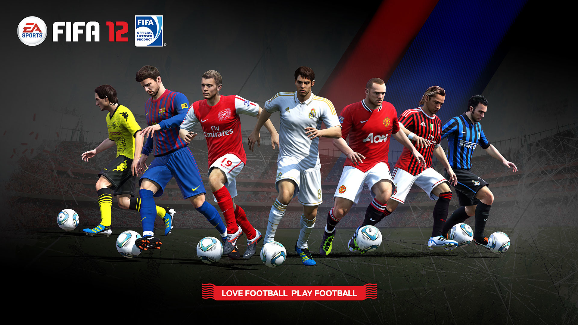 Res: 1920x1080, FIFA 12 HD Wallpaper   Background Image      ID:634347 - Wallpaper  Abyss