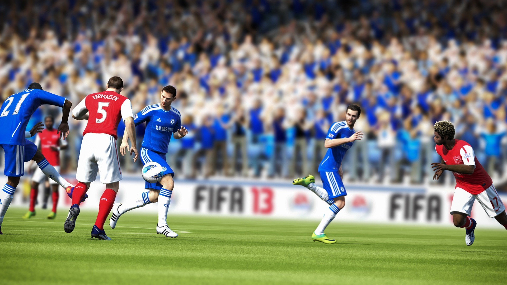 Res: 1920x1080, FIFA 13 HD Wallpapers