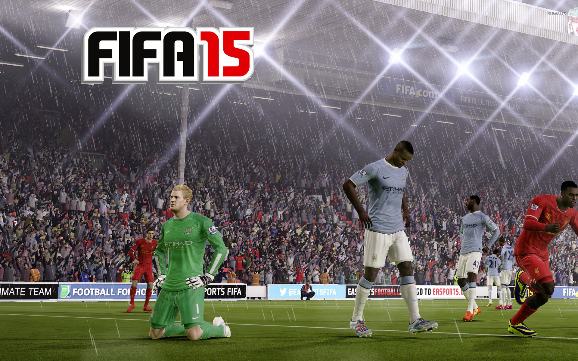 Res: 1920x1200, FIFA 15 [8] wallpaper