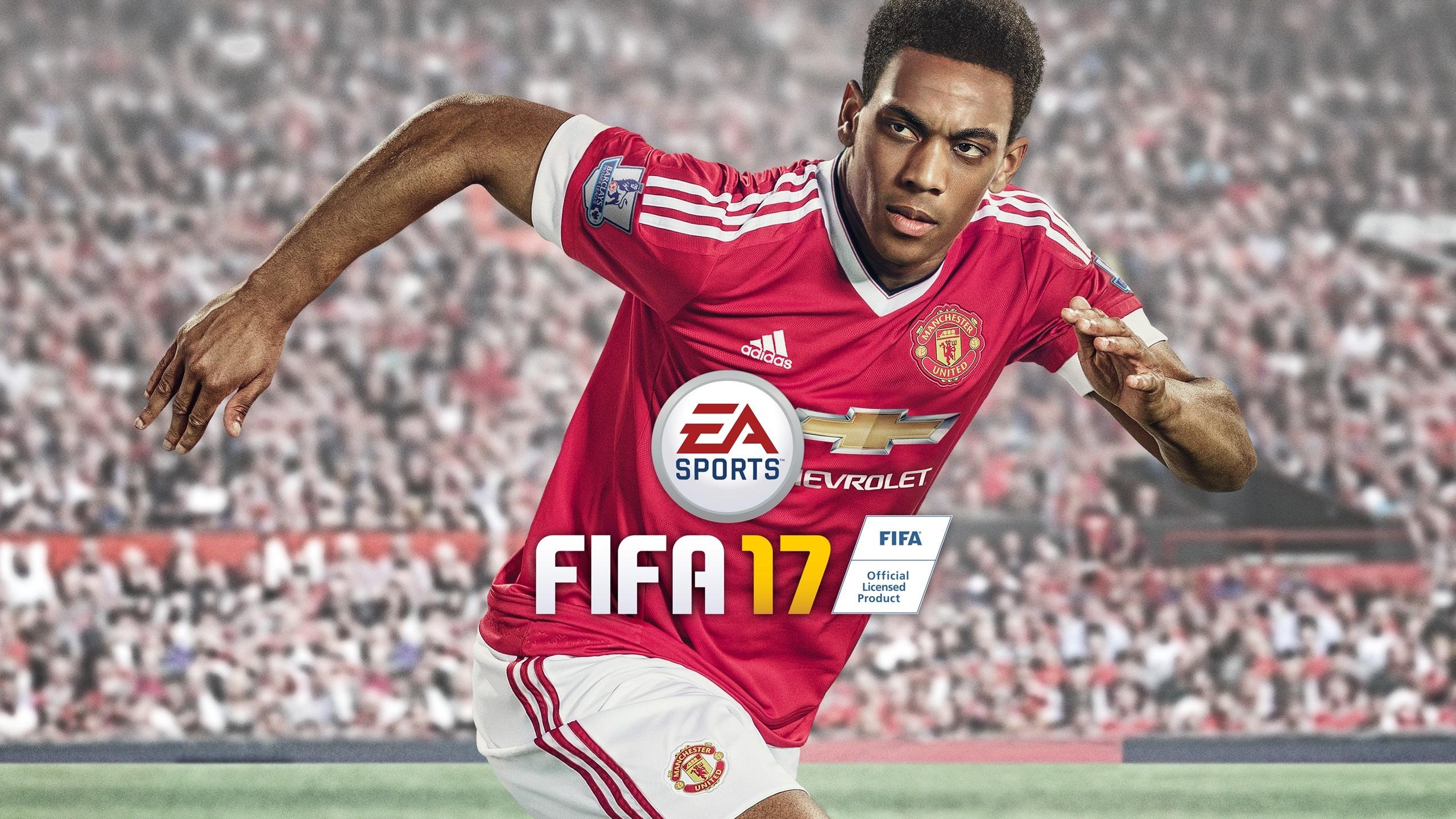 Res: 2560x1440, FIFA 17 HD Wallpaper   Hintergrund      ID:722621 - Wallpaper Abyss