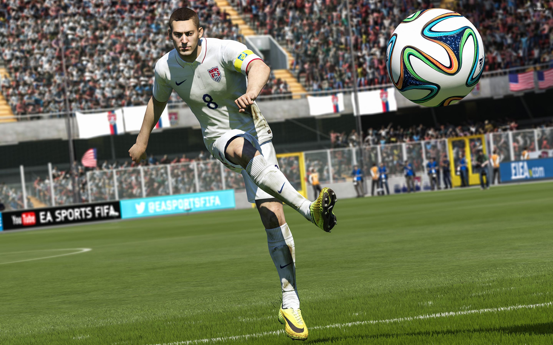 Res: 2880x1800, FIFA 15 [5] wallpaper