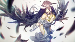 Albedo Overlord wallpapers