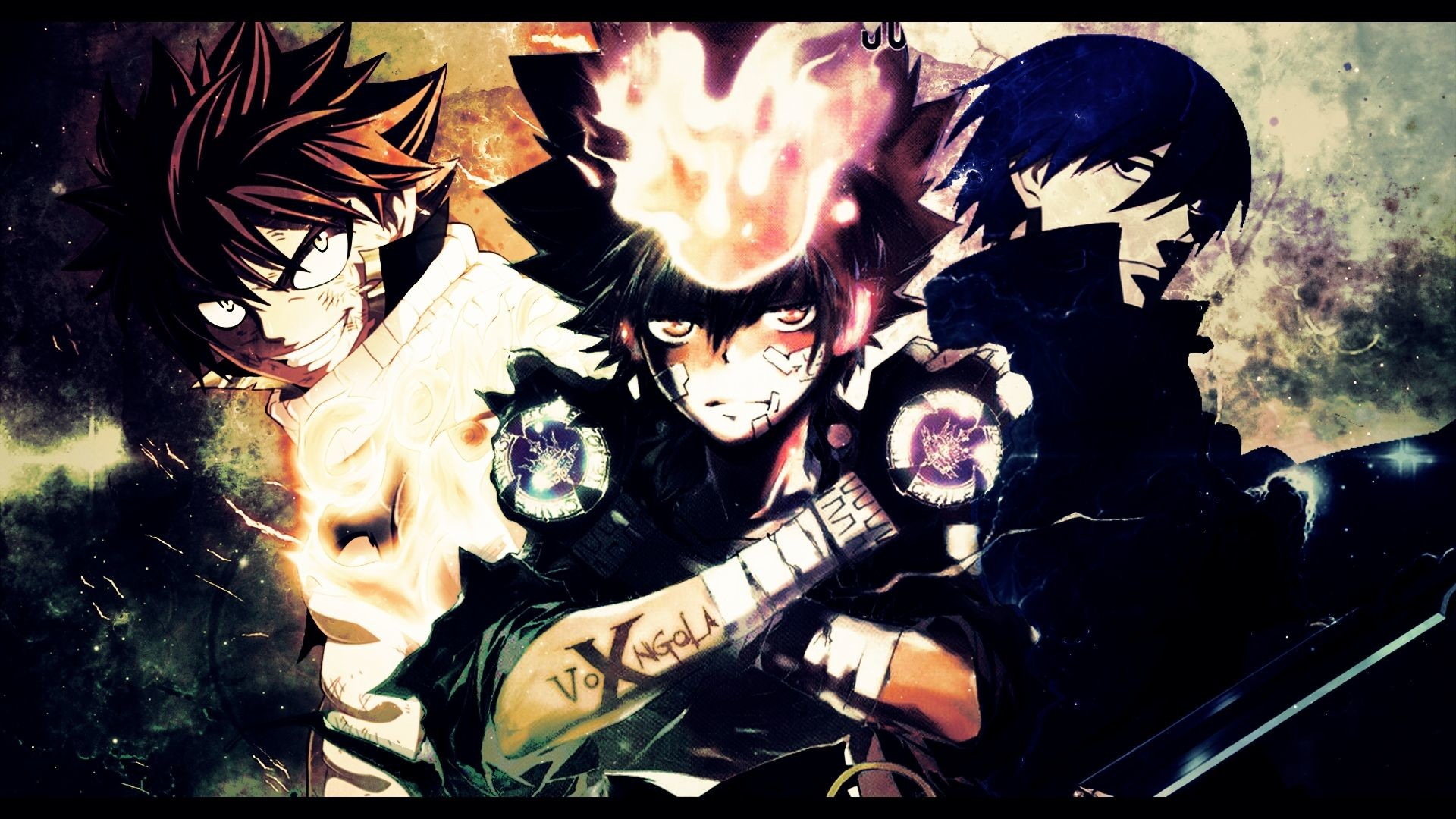Best Anime Wallpapers Hd Wallpaper Collections 4kwallpaper Wiki
