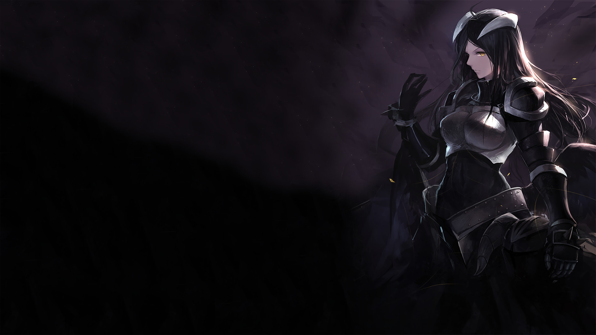 Res: 1920x1080, Overlord: Albedo () HD Wallpaper From Gallsource.com