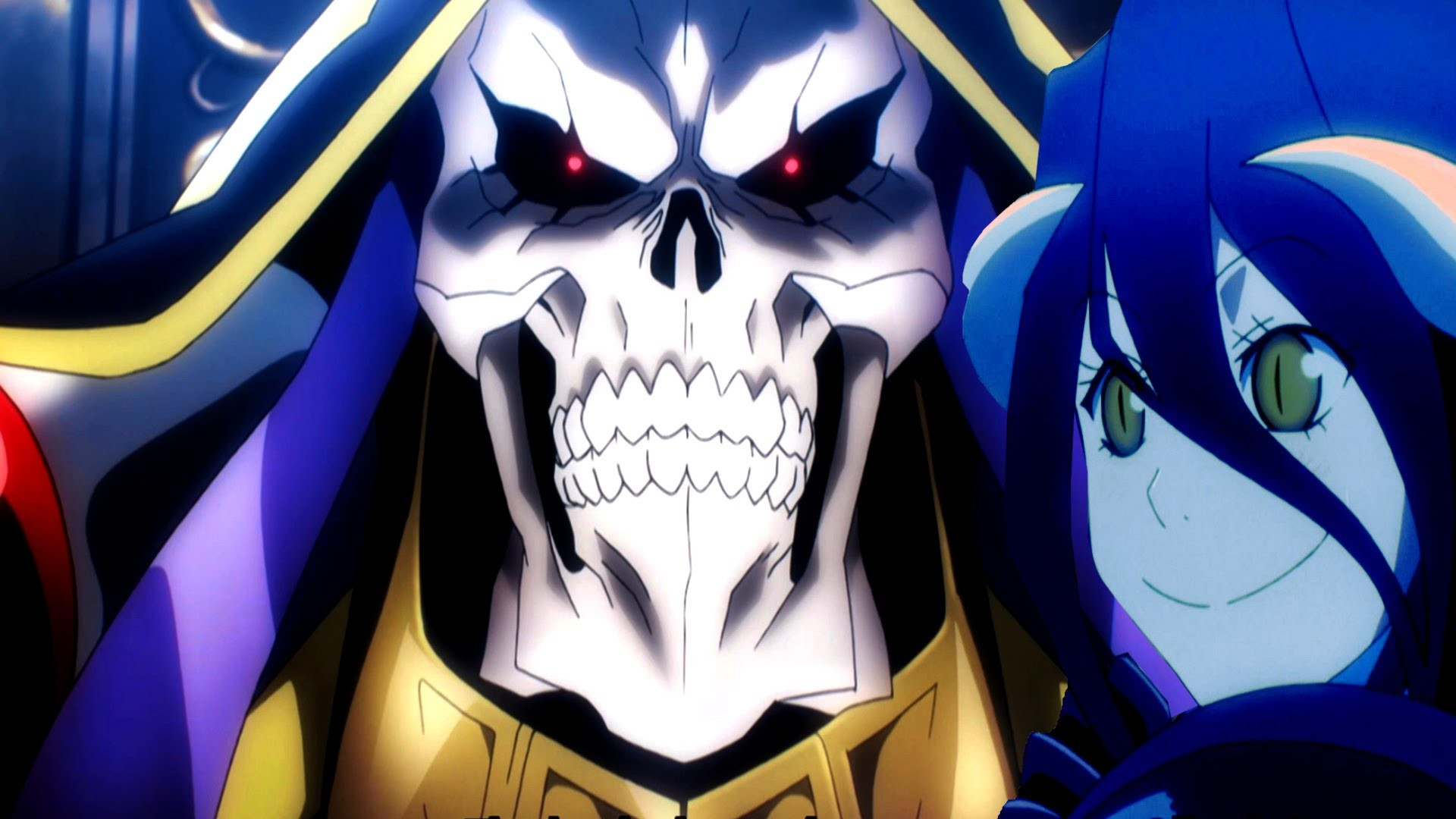 Res: 1920x1080, Overlord Episode 4 オーバーロード Anime Review - Ainz The Overlord - YouTube