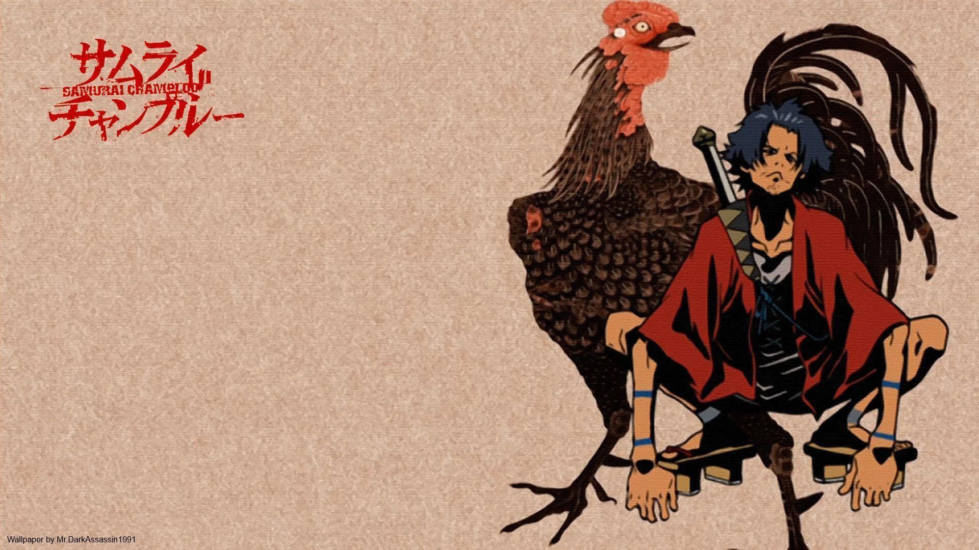 Res: 1920x1080, Samurai Champloo Mugen Fight - Viewing Gallery