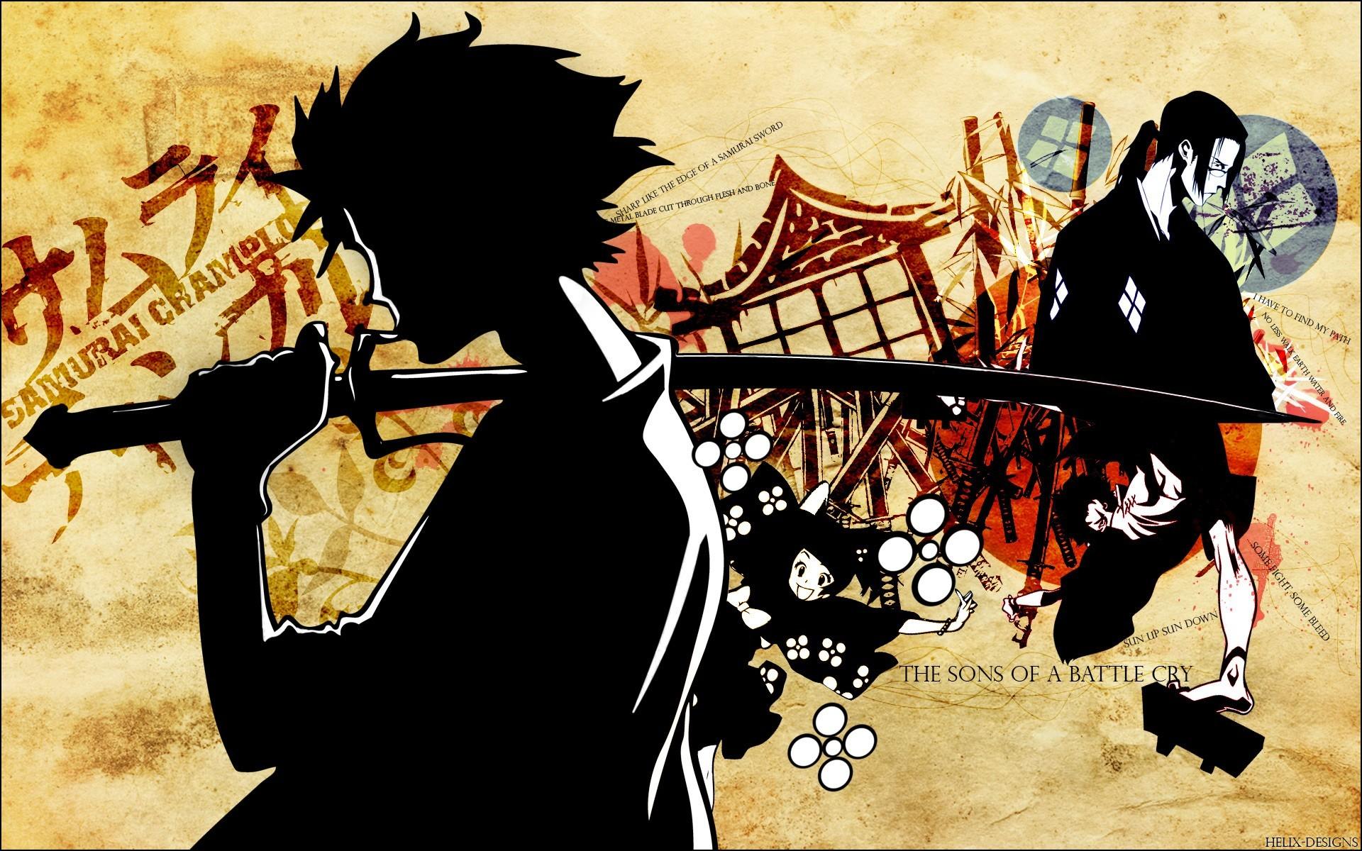 Res: 1920x1200, #Jin, #Samurai Champloo, #anime, #Mugen wallpaper