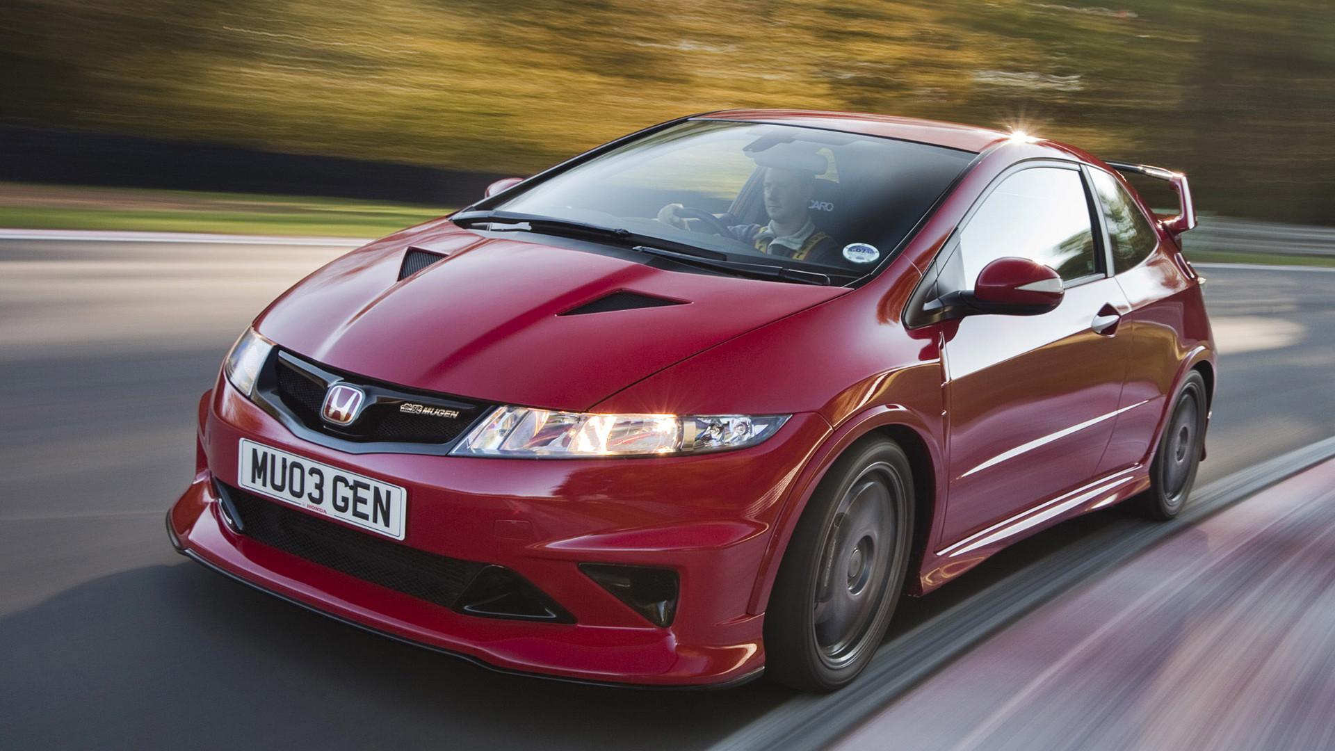 Res: 1920x1080, wallpapers/Honda/2009-Honda-Civic-Type-R-Prototype-by-Mugen-V6-1080.jpg