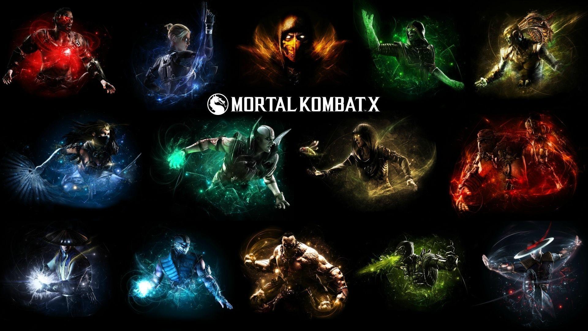 Res: 1920x1080, Mortal Kombat X Mugen Beta YouTube