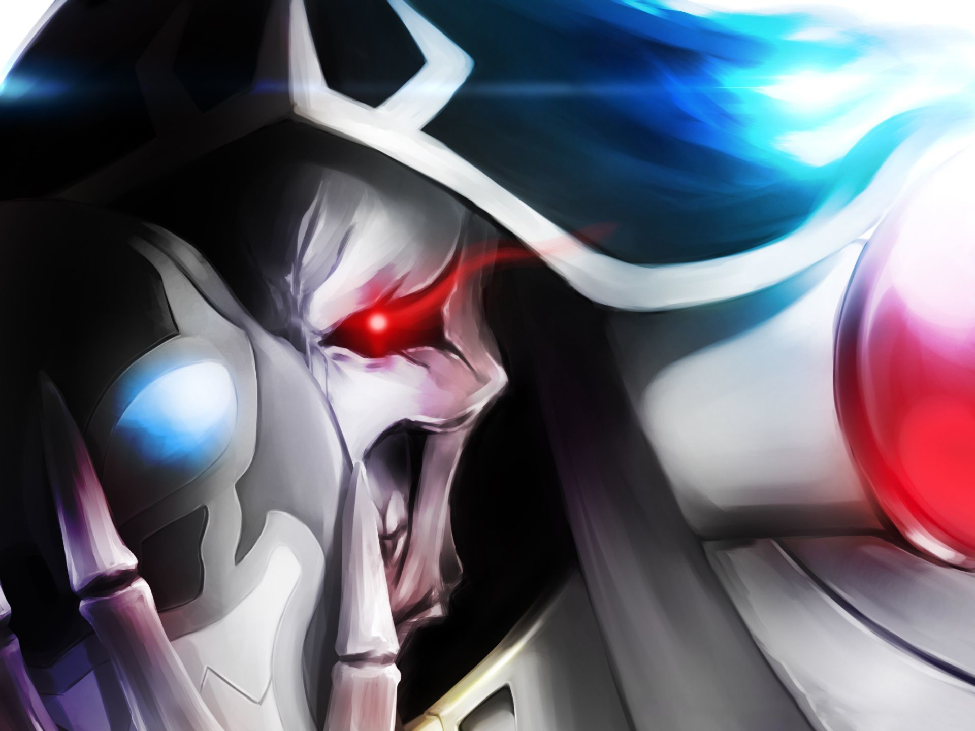 Res: 1920x1440, Anime Overlord Ainz Ooal Gown Overlord (Anime) Wallpaper