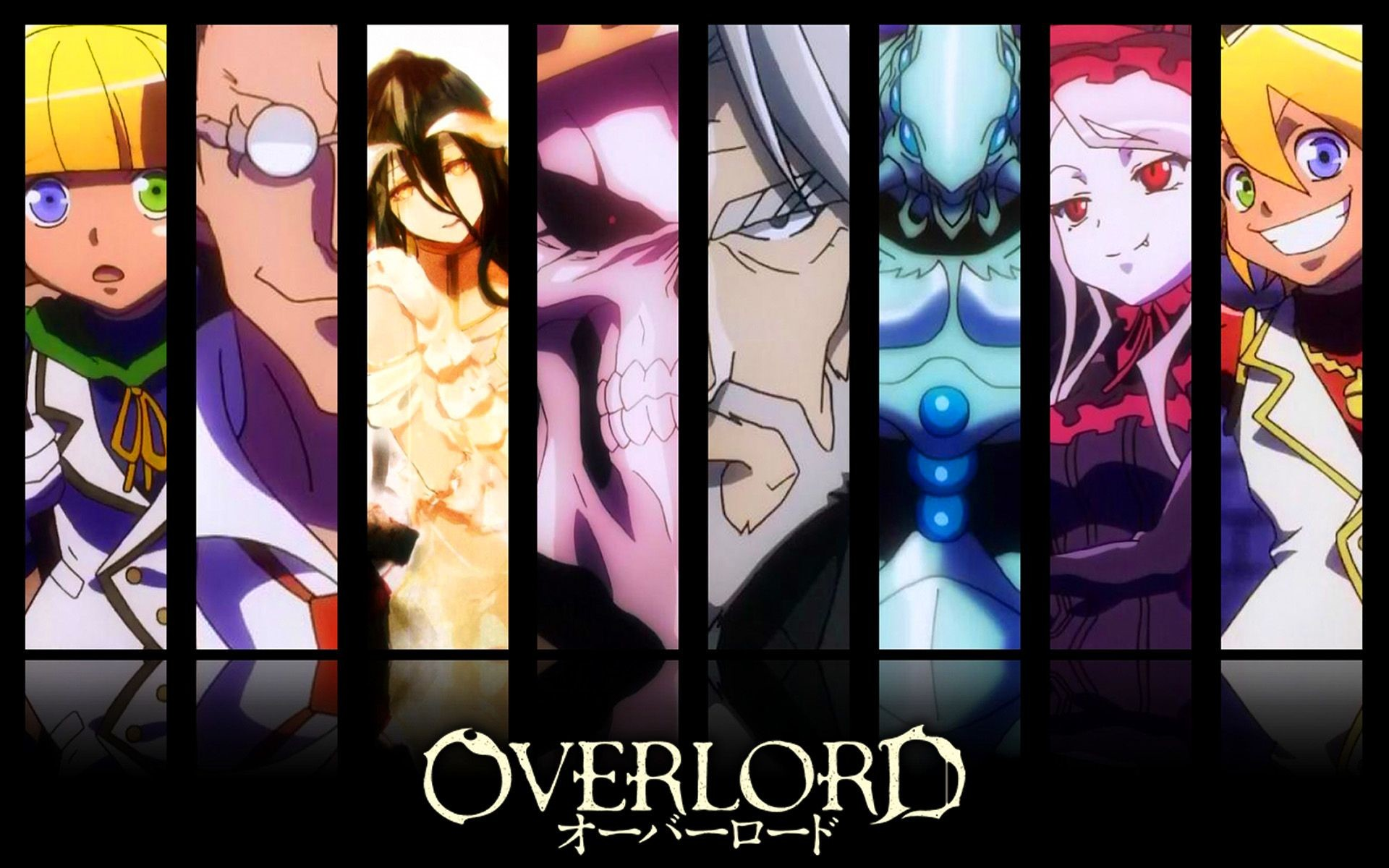 Res: 1920x1200, desktop wallpaper for overlord