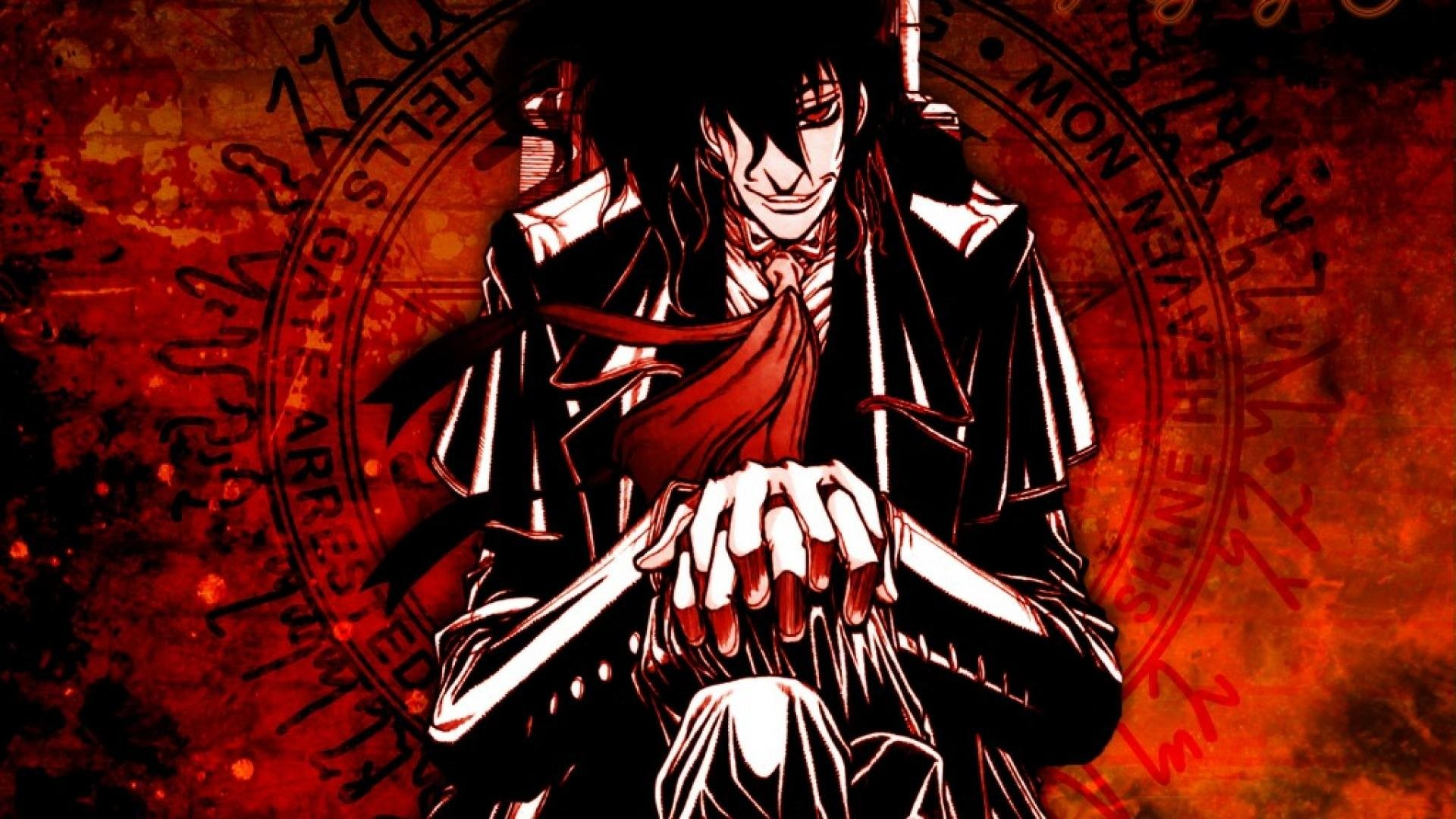 Res: 1920x1080, hellsing ultimate 394708