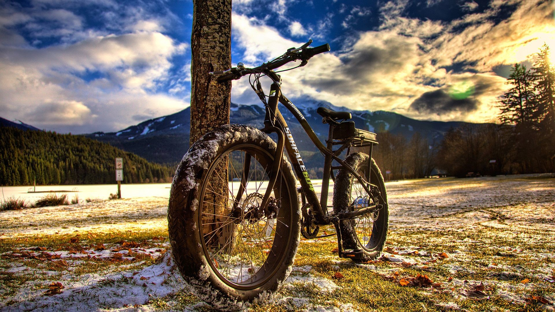 Res: 1920x1080, Hdr Mountain Bike Wallpaper 1600x900 Wallpaper Bike Wallpapers Free  Download Abyss Anime League Of Legends Hd Cars Naruto Windows 8 ~ Wallpedes    Free HD ...