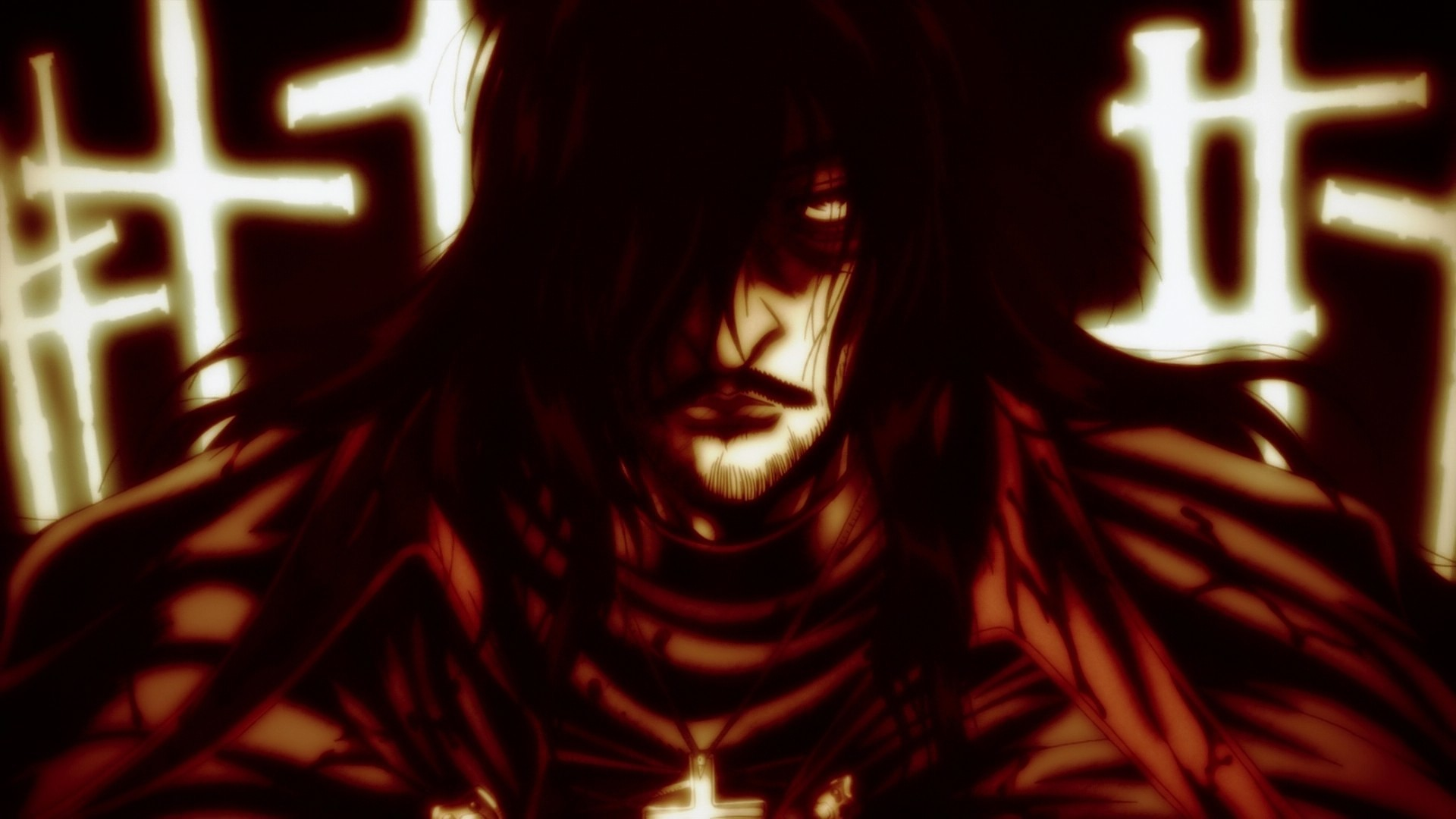 Res: 1920x1080, Hellsing Ultimate wallpaper