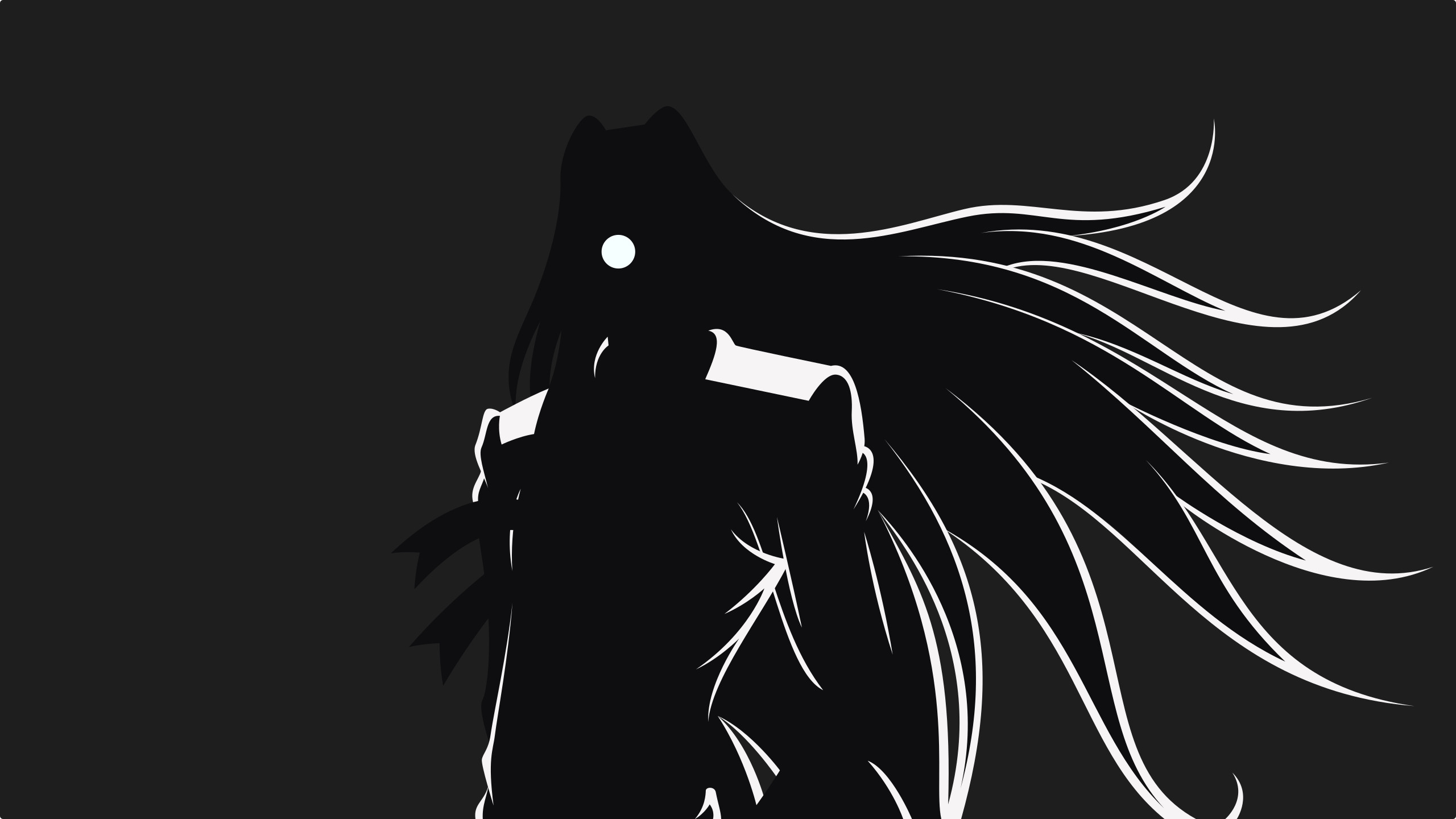 Res: 2560x1440, ... Hellsing Ultimate - Integra minimalism wallpaper by Carionto