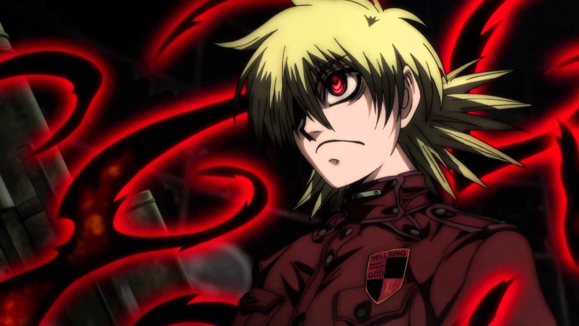 Res: 1920x1080, Hellsing Ultimate Seras Tribute AMV Where Did The Angels Go