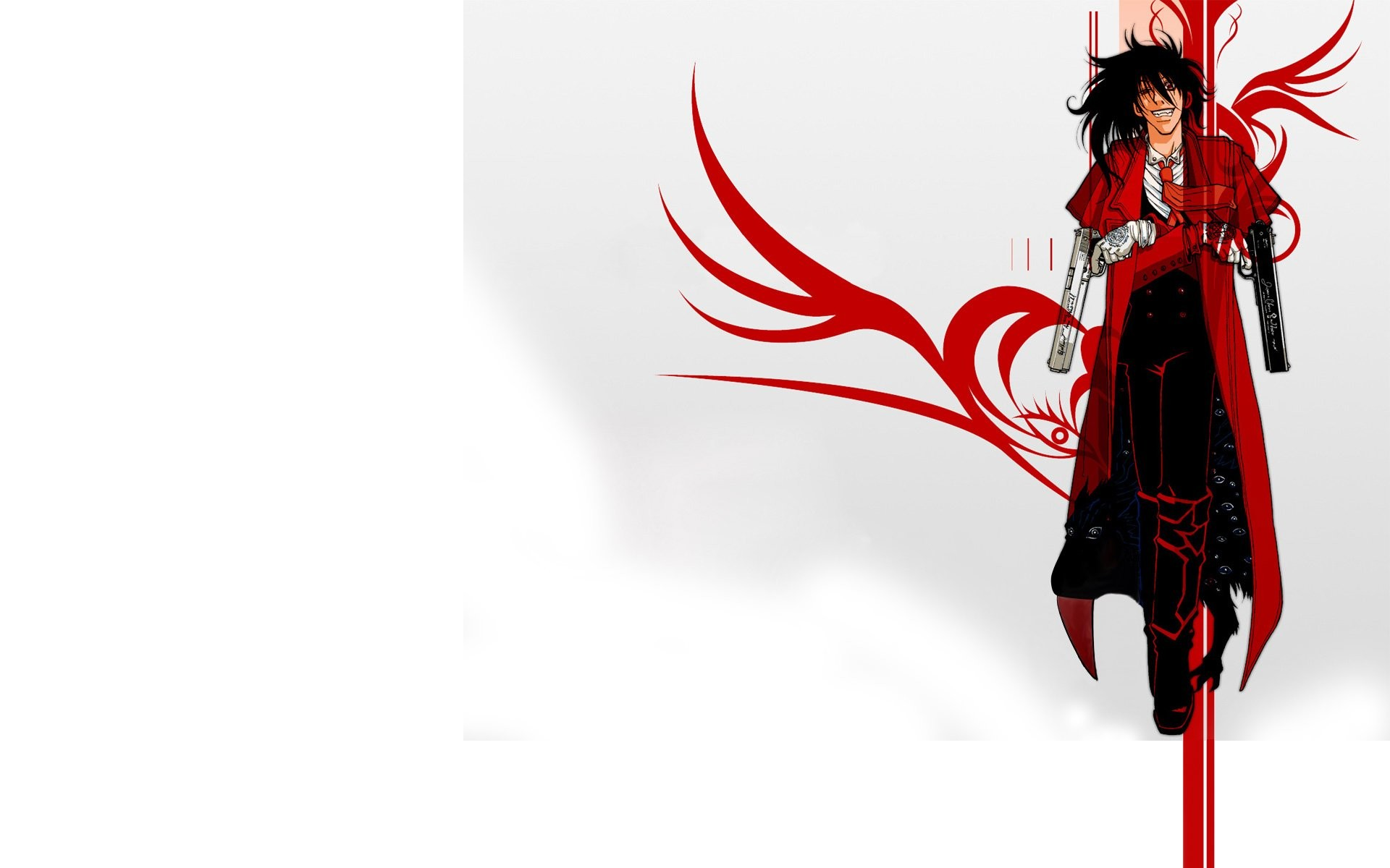Res: 1920x1200, Hellsing Alucard vampires Hellsing Ultimate wallpaper