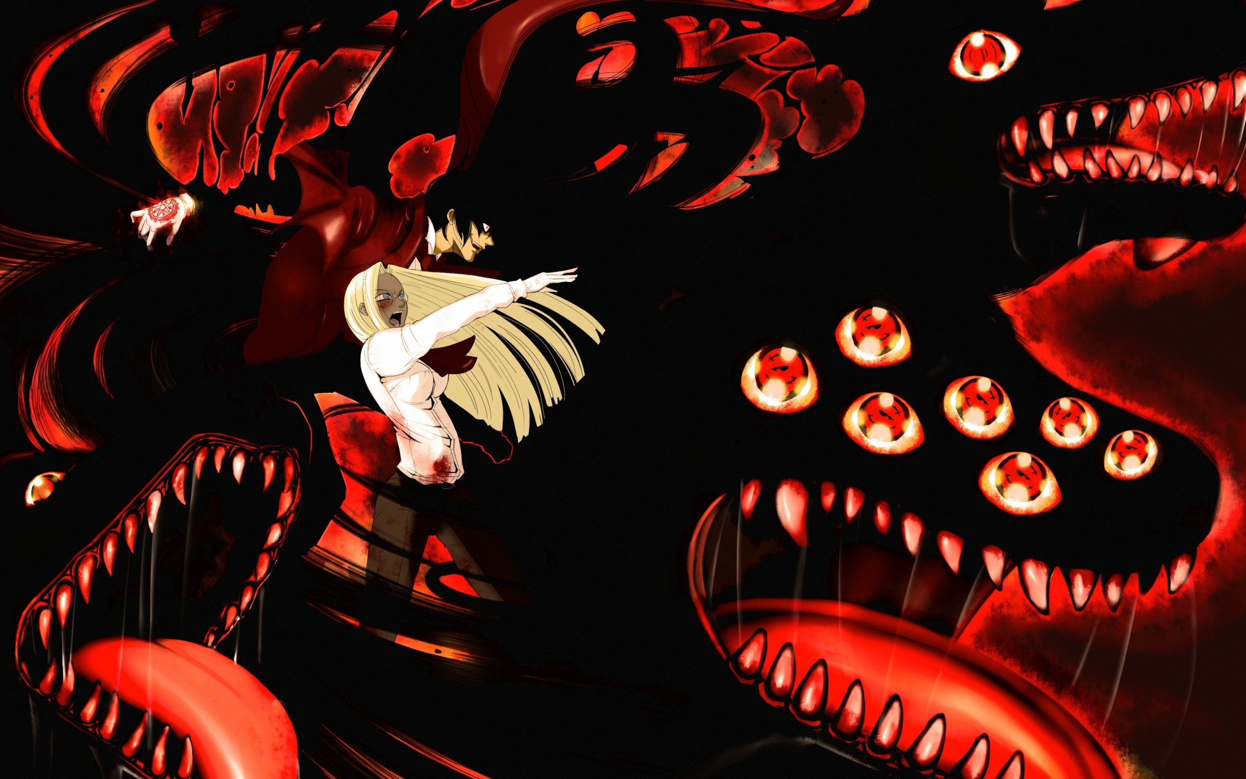 Res: 2560x1600, Hellsing wallpapers | WallpaperUP