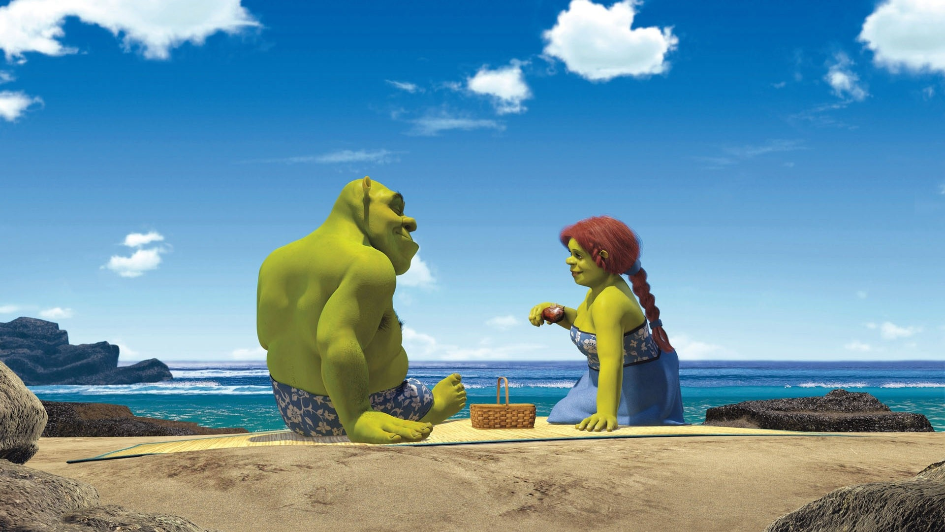Res: 1920x1080, View all Shrek 2 Wallpapers. Report this Image? favorite enlarge^   ...